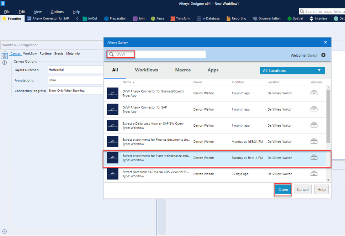 How to extract attachments for SAP ECC & SAP S/4HANA Plant